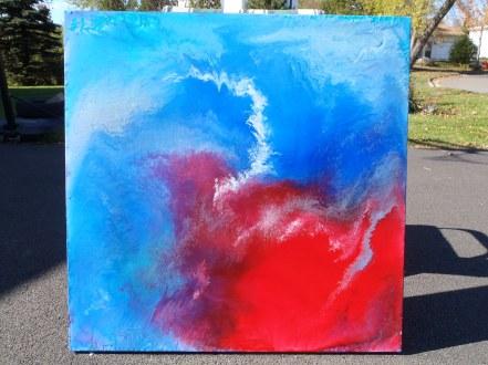 ''Nebula'' 40x40