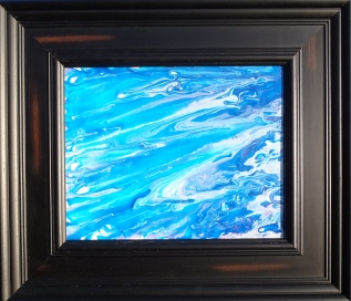 ''Icy'' 10x8