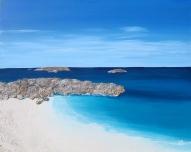 ''Bahamas'' 30x24
