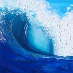 ''Deep Sea'' 40x40