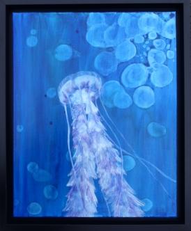 ''Jelly Fish'' 16x20