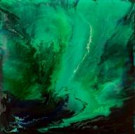 ''Northern Sky'' 24x24