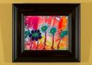 ''Funky Flowers'' 10x8