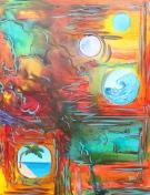 ''Souvenir'' 16x20
