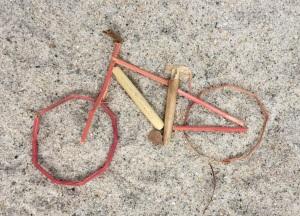 Wes's bike
